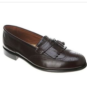 NEW Bostonian Classic Wingtip Loafer